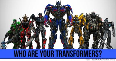 Who are your transformers?