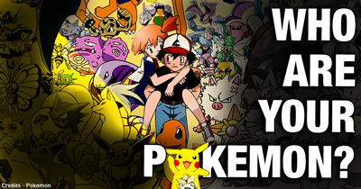 Who are Your Pokemon?