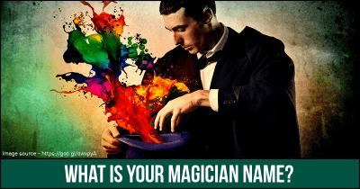 What is your Magician Name?