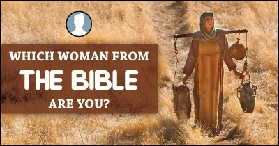 Which Woman from the Bible are You?