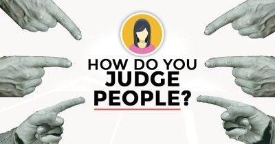 How do you Judge People?