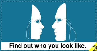 Find out who you look like.