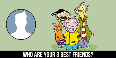 Who are your 3 Best Friends?