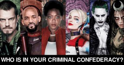 Who is in your Criminal Confederacy?