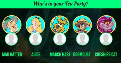 Who's in your Tea Party?