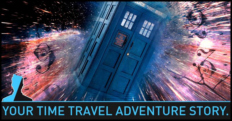 a fictional story about time travel Time travel is high on our wish list of impossible things granted, we're thinking  of the sort of time travel you see on doctor who: the ability to.
