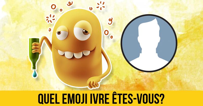 Quel emoji ivre tes vous - Quel dormeur etes vous ...