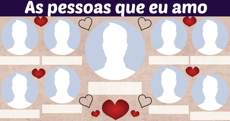 Quem você ama?