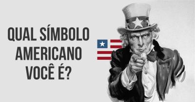 Qual símbolo americano você é?