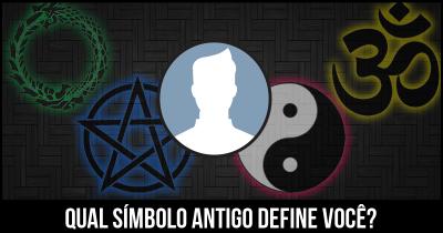Qual símbolo antigo define você?