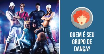 Quem é seu grupo de dança?