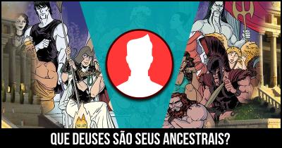 Que deuses são seus ancestrais?