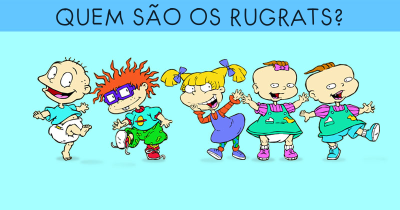 Quem são os Rugrats?