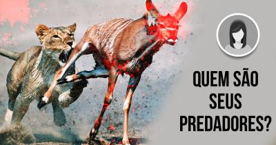 Quem são seus predadores?