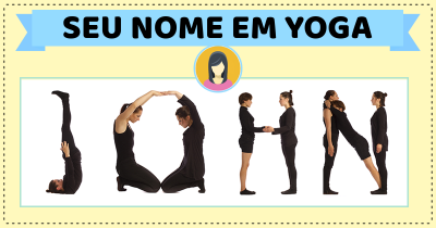 Seu nome em yoga